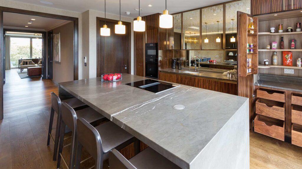 Lansdowne Penthouse - Kitchen