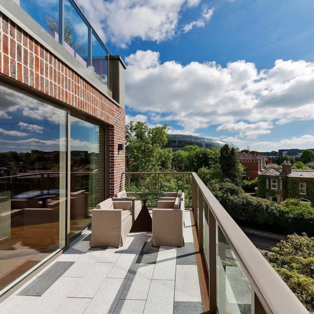 IRELAND'S MOST EXPENSIVE PENTHOUSE FOR SALE AT €7.5M