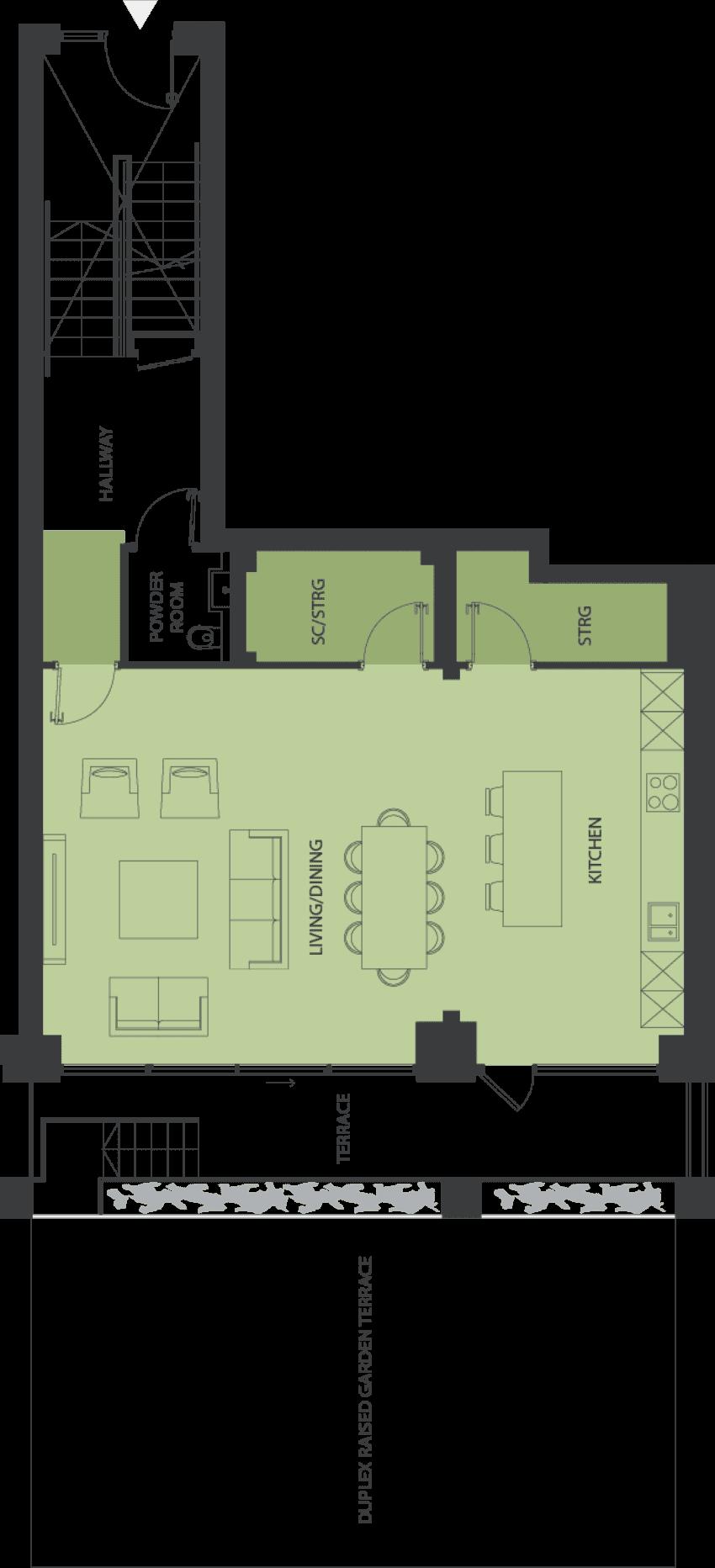 Lansdowne Place | nicholson-db2-2 Floor Plan