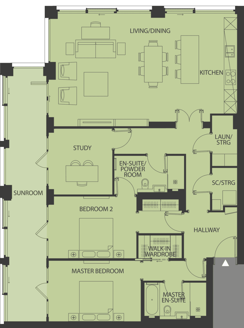 Lansdowne Place | burbidge-2D
