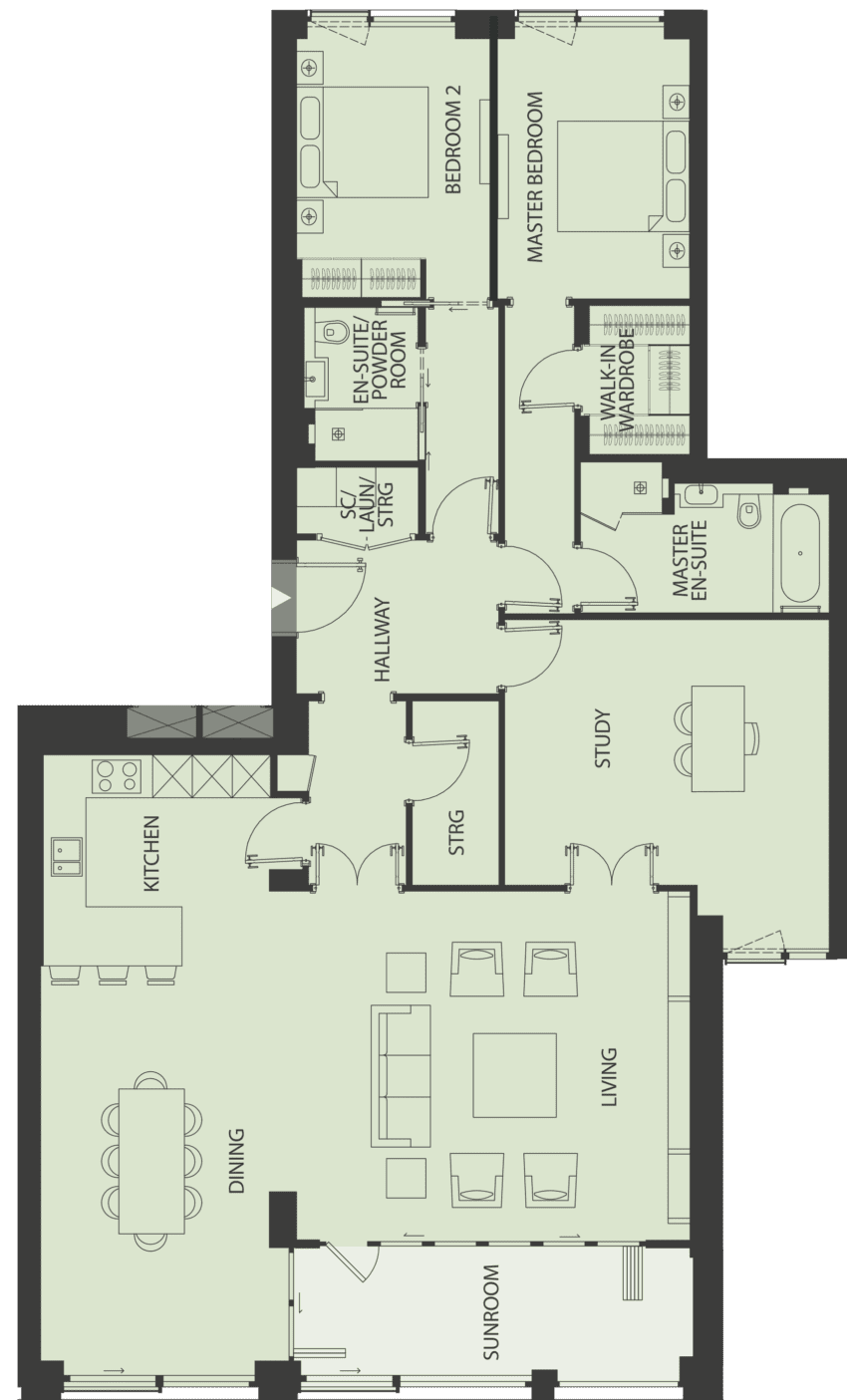 Lansdowne Place | burbidge-2E