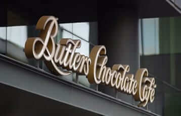 <p><strong>Butlers Chocolate Cafe</strong></p>
