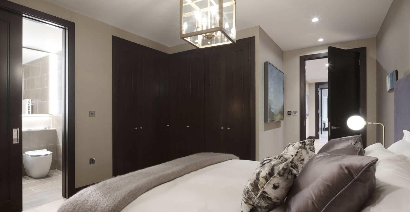 Lansdowne Place | Penthouse Bedroom 3
