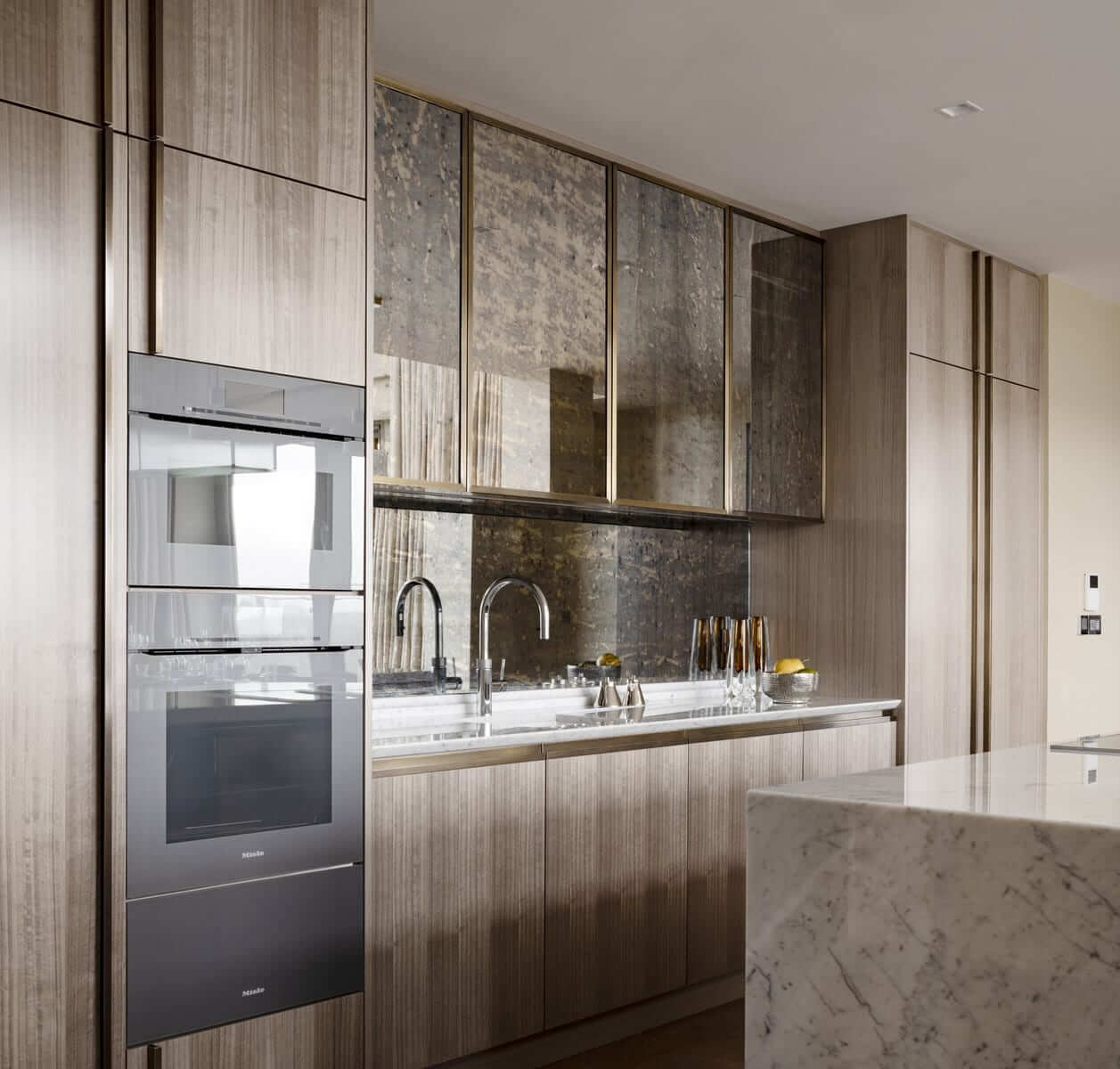 Lansdowne Place | Penthouse Eucalyptus Kitchen