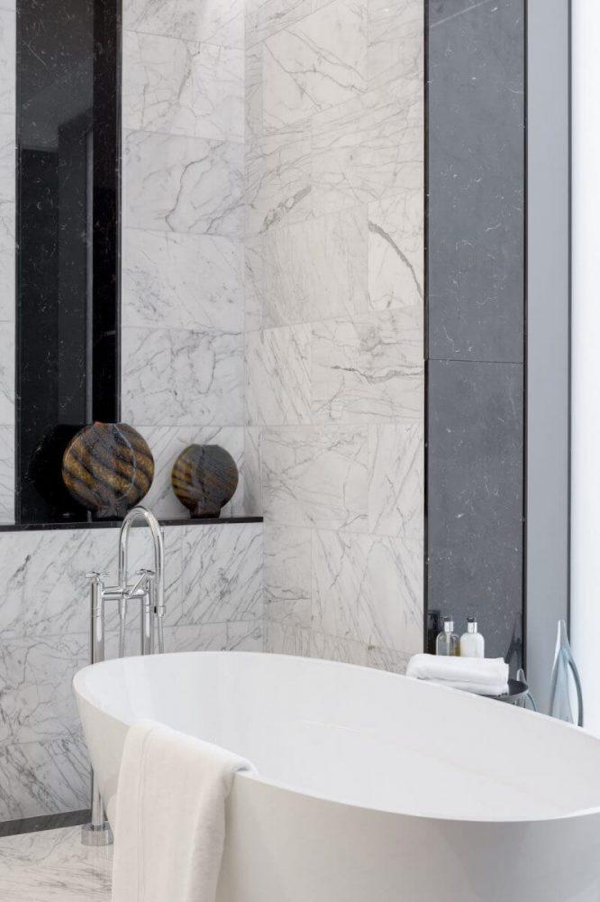 Lansdowne Place | Penthouse Master Bath