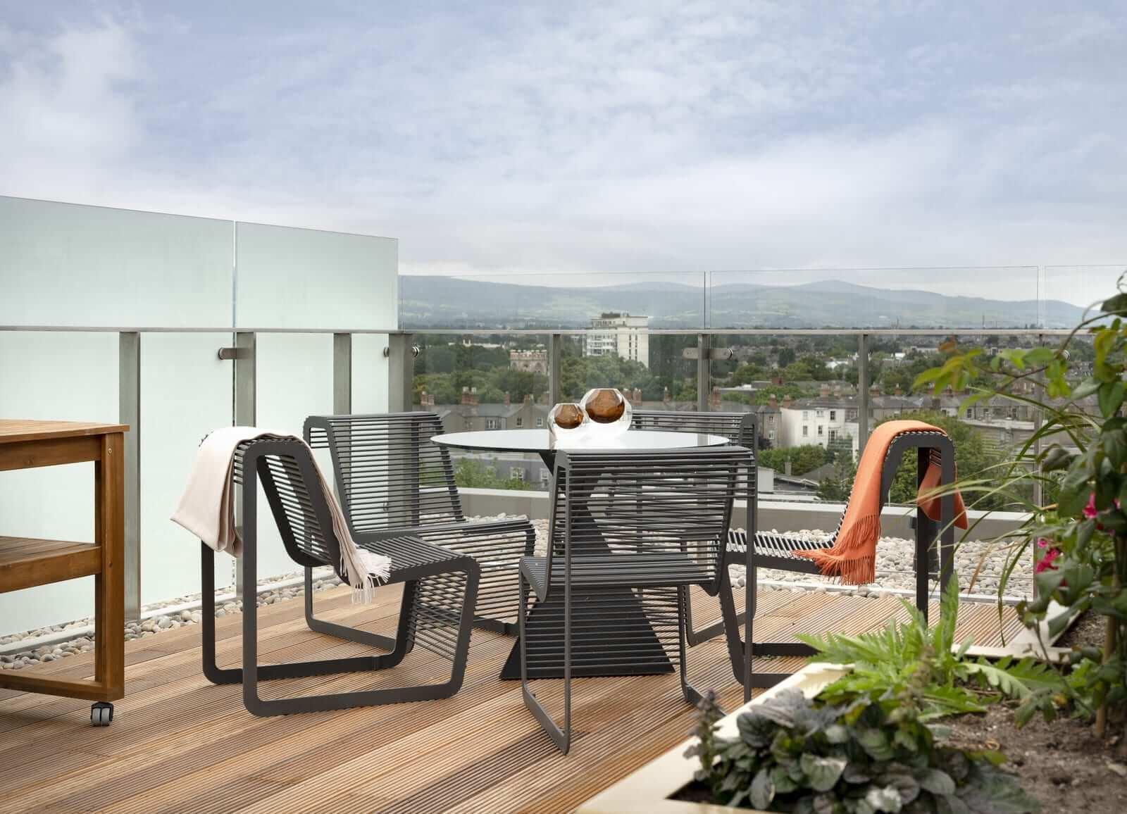 Lansdowne Place | Penthouse Roof Terrace